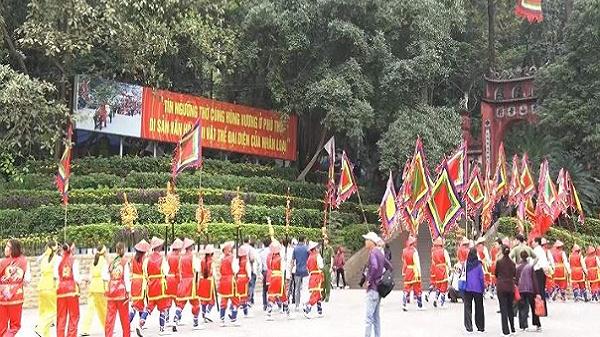 CHÍNH THỨC:  Lịch tổ chức và các hoạt động trong lễ hội Đền Hùng năm Kỷ Hợi 2019