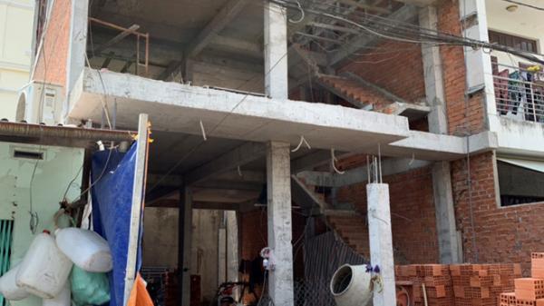 Nữ công nhân 61 tuổi chấn t hương sọ não khi rơi công trình ở Sài Gòn