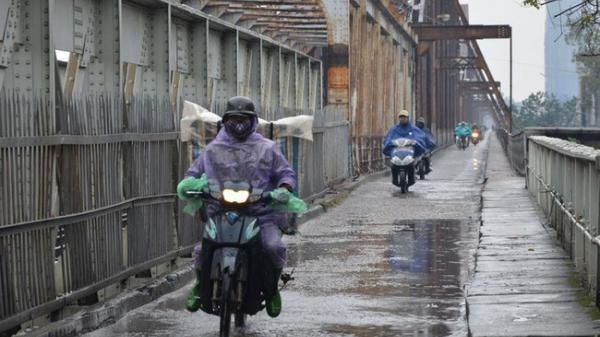 Ngày mai, Bắc Bộ đón đợt không khí lạnh mới, trời mưa rào và rét
