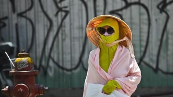 Style Ninja đã được nâng cấp lên một tầm cao mới trong những ngày Sài Gòn nắng nóng đến suy nhược