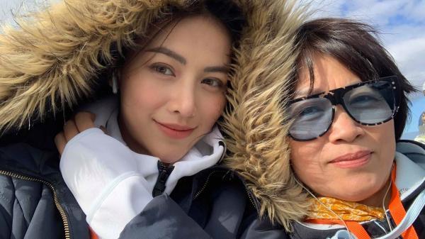 Nhan sắc trẻ trung của mẹ người đẹp Bến Tre - Hoa hậu Phương Khánh khiến người hâm mộ sửng sốt