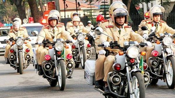 Cấm nhiều tuyến phố ở Sài Gòn phục vụ Quốc tang Đại tướng Lê Đức Anh