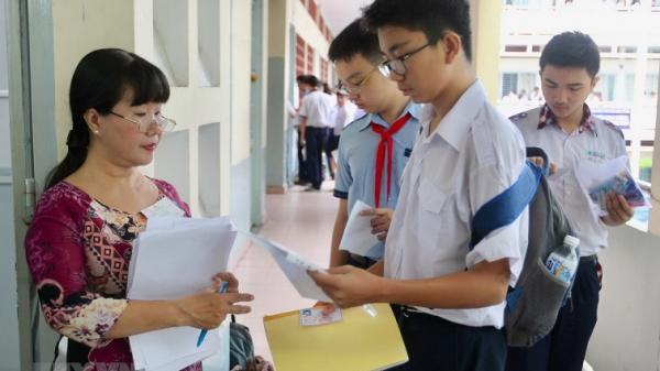TP. HCM công bố nguyện vọng và chỉ tiêu vào lớp 10 năm học 2019 - 2020