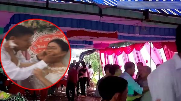Đây là nguyên nhân của việc cô dâu trưng 'mặt bánh bao hấp' giữa tiệc cưới đông khách?