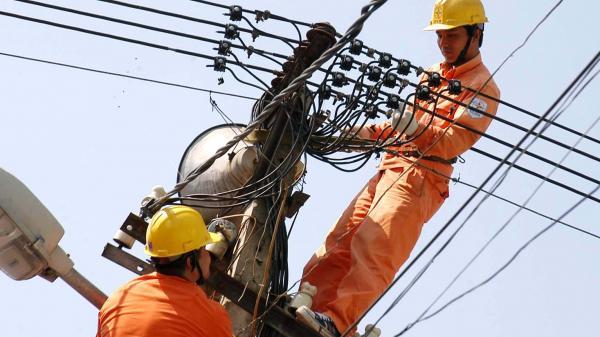 Lịch cúp điện dự kiến ở Cần Thơ từ ngày 30/5 đến ngày 6/6/2020