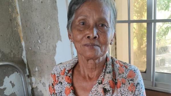 Tìm kiếm cụ bà khổ cực không nơi ăn chốn ở, đi lang thang ở Cà Mau