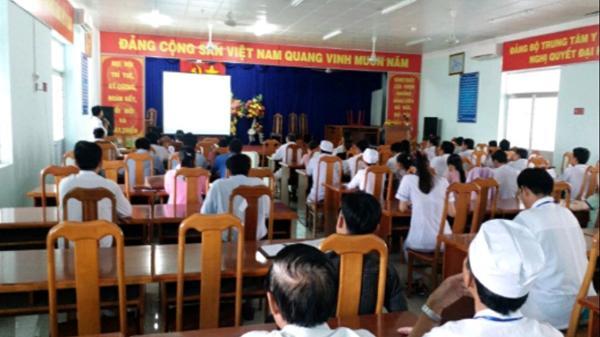 U Minh: Đơn vị dẫn đầu lập hồ sơ sức khỏe điện tử tỉnh Cà Mau