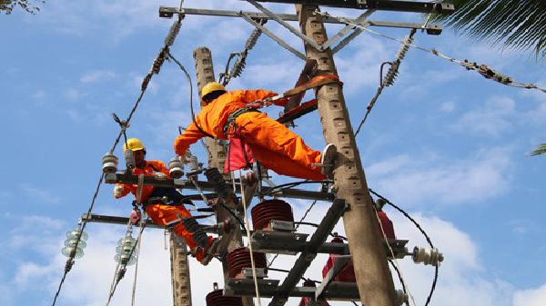 Tỉnh Cà Mau THÔNG BÁO: Lịch cúp điện dự kiến từ ngày 27/11 đến ngày 3/12