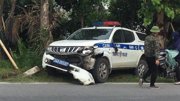 Vụ nữ sinh tử vong sau va chạm với xe tuần tra CSGT Hải Dương: Xác định danh tính người lái ô tô