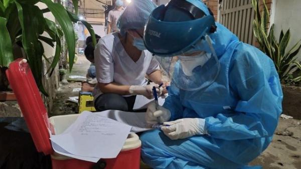 Khẩn trương cắt nguồn lây nhiễm từ chùm ca mắc COVID-19 sau khi đi đám tang ở Vĩnh Long