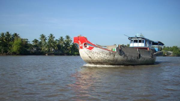 Sai, sông Hậu là sông lớn nhất chảy qua Cần Thơ