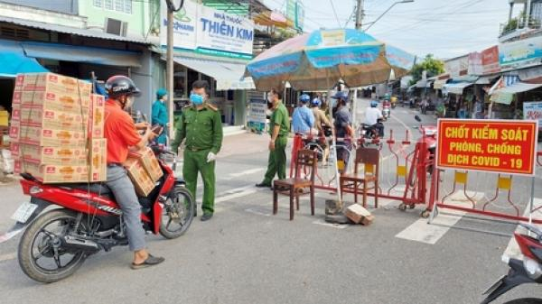 TP Vĩnh Long: Xử phạt 72 vụ tụ tập, ra đường không có lý do chính đáng