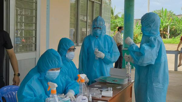 Bộ Y tế tiếp tục chi viện nhân lực cho Đồng Tháp chống dịch Covid-19