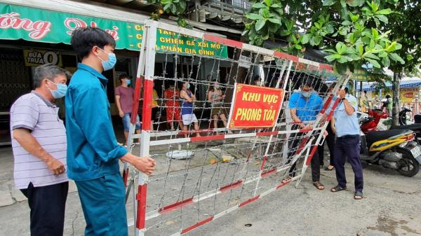 Tam Bình: Phong tỏa nhiều khu vực xã Mỹ Thạnh Trung