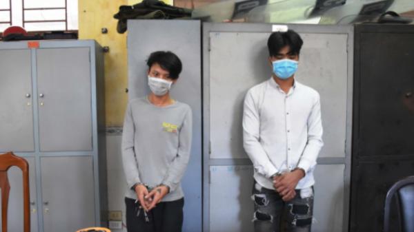 Thất nghiệp nghề bán kẹo kéo, hai thanh niên chuyển sang… ăn trộm