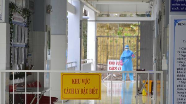 Bệnh viện Đa khoa tỉnh: Phát hiện 3 trường hợp dương tính với vi rút SARS-CoV-2 tại Khu cách ly y tế