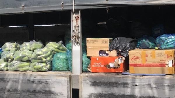 Phát hiện xe ô tô tải chở 1.740 gói thuốc điếu ngoại nhập lậu