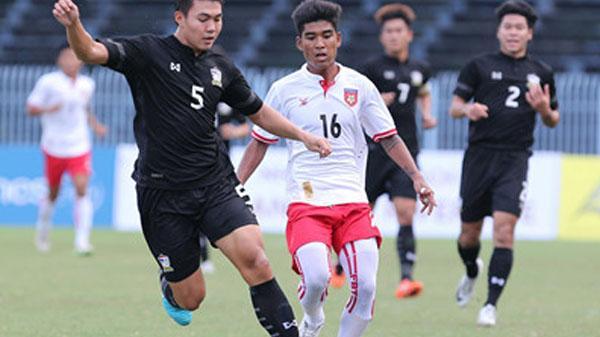 TRỰC TIẾPU21 Myanmar vs U21 Thái Lan, 16h00 ngày 22/12 (Tranh hạng ba U21 Quốc tế 2017)