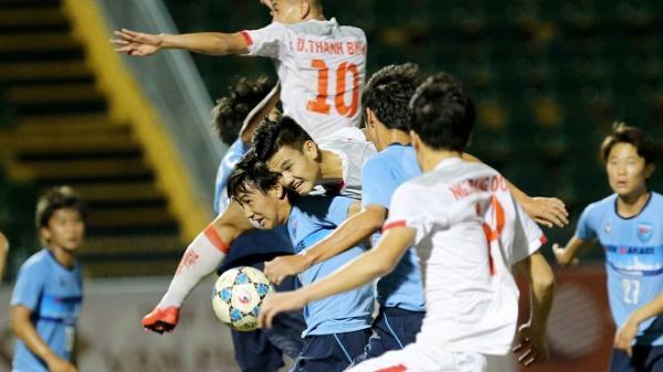 TRỰC TIẾP U21 Việt Nam - U21 Yokohama, 18h30 ngày 22/12 (Chung kết U21 Quốc tế 2017)