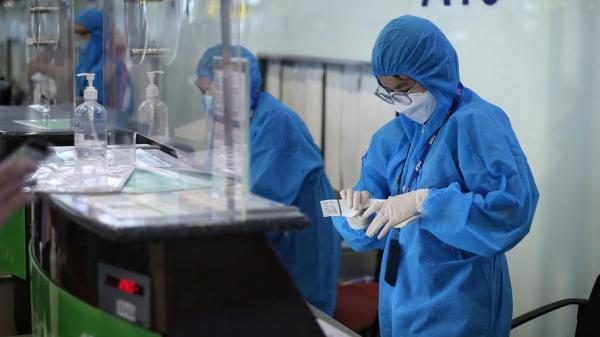 Ngày 16/9, Việt Nam ghi nhận 10.489 ca mắc COVID-19