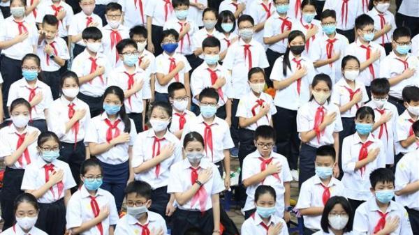 Vĩnh Long: Lùi thời gian tựu trường bậc tiểu học 1 tuần