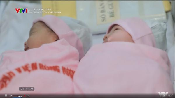"""Phóng sự đặc biệt VTV """"Ngày con chào đời"""" - giọt nước mắt hạnh phúc đón những sinh linh giữa đại dịch"""