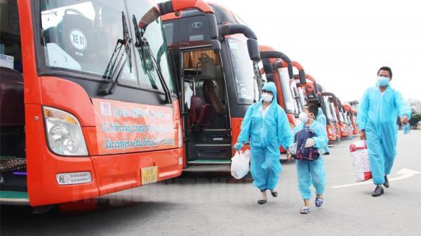 Tiêu chí đón công dân Vĩnh Long đang cư trú tại Tp.Hồ Chí Minh về quê