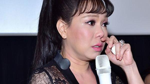 Sau 2 lễ tang người thân, Việt Hương đăng đàn bức xúc vì bị mạo danh, chuyện gì đây?