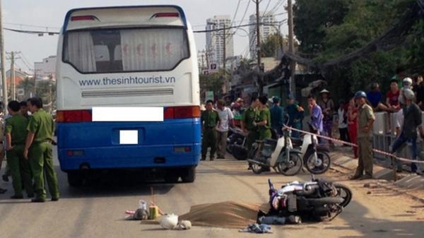 Xe khách chạy hướng Vĩnh Long – Cần Thơ lấn làn, gây tai nạn giao thông chết người