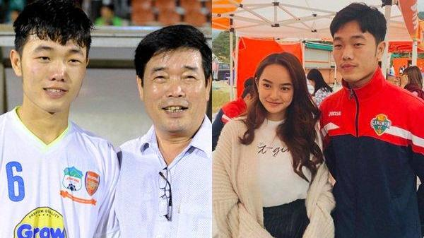 Bố Xuân Trường kể về con, tiết lộ ảnh cực dễ thương