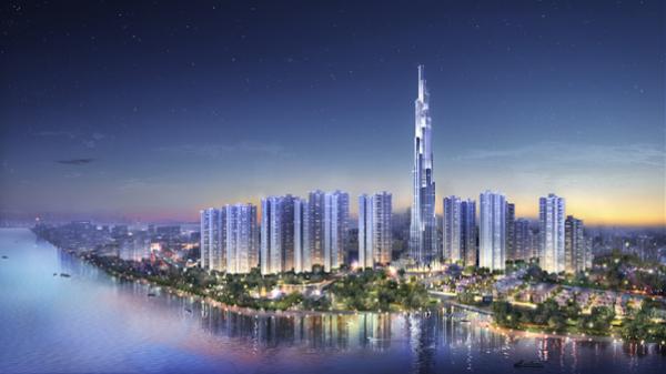 """Vượt qua những """"đối thủ"""" nào, Landmark 81 ở miền Nam trở thành tòa nhà cao nhất Việt Nam"""