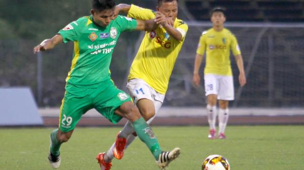 CLB Cần Thơ đặt mục tiêu trụ hạng trong lễ xuất quân V-League 2018