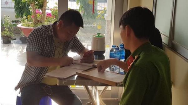 Tài xế dừng xe quá 5 phút tại trạm BOT Cần Thơ - An Giang bị xử phạt