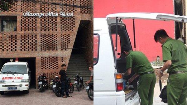 Vụ nữ nhân viên massage bị sát hại: Do ghen tuông, người đàn ông dùng dao cứa cổ nạn nhân, sau đó tự sát nhưng bất thành