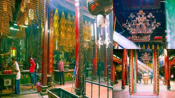 Ngôi chùa hơn trăm năm giữa lòng Cần Thơ