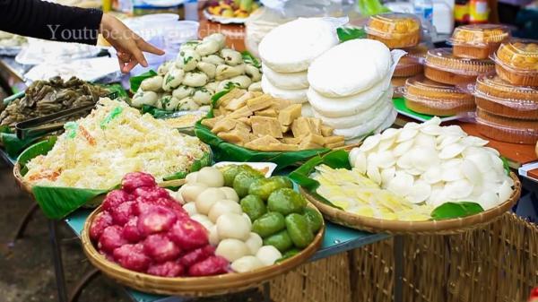 Đã có thời gian chính thức tổ chức lễ hội bánh dân gian Nam bộ