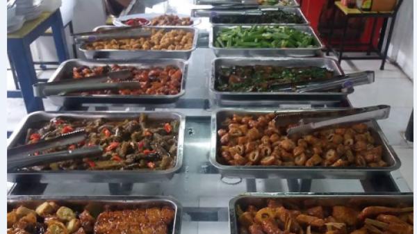Cần Thơ: Mùng 1 đầu tháng, thỏa sức ăn cơm chay buffet chỉ với 15k