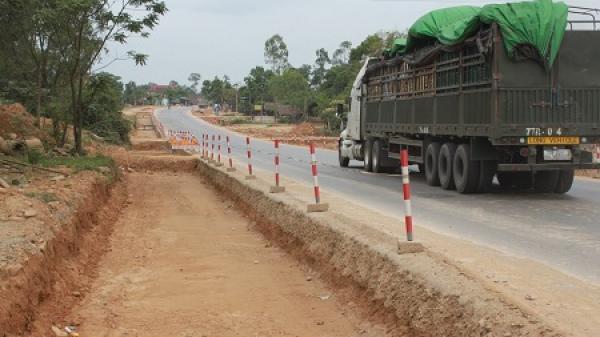 Định mức dự toán xây dựng công trình dự án mở rộng Quốc lộ 1A đoạn Thanh Hóa - Cần Thơ