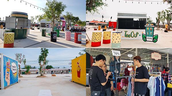 Phiên chợ container - Điểm mua sắm cực rẻ, ăn uống cực ngon, vui chơi cực đã siêu HOT đầu tiên tại Cần Thơ