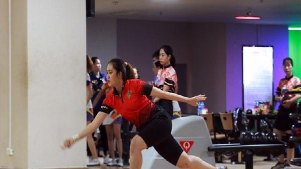 Cần Thơ dẫn đầu môn Bowling
