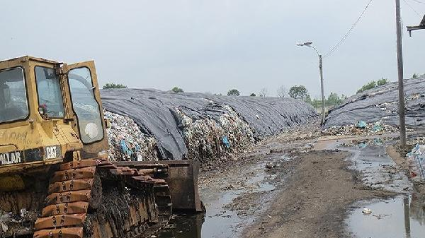 Cần Thơ sẽ đóng cửa 2 bãi rác quá tải