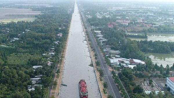 Giảm chi phí logistics, nông sản Việt cất cánh