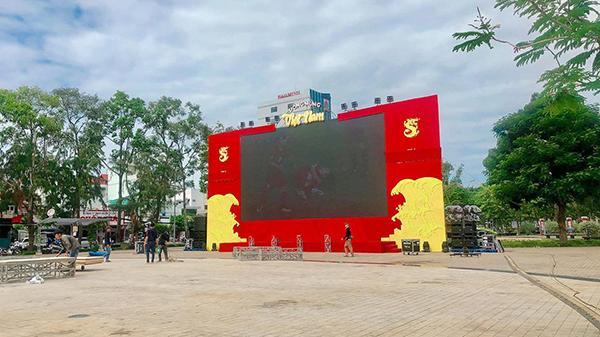 Những địa điểm ở Cần Thơ lắp đặt màn hình LED cực KHỦNG, quẩy tưng bừng tiếp lửa ĐT Việt Nam trước chung kết
