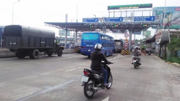 Từ 1/11, giảm phí BOT trên quốc lộ 91 Cần Thơ - An Giang
