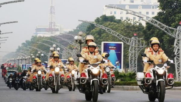Thanh Hóa: Nửa tháng xử phạt 9.601 trường hợp vi phạm các quy định về trật tự, an toàn giao thông