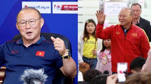 Sau thất bại ở U23 châu Á, thầy Park chính thức rời Việt Nam về Hàn