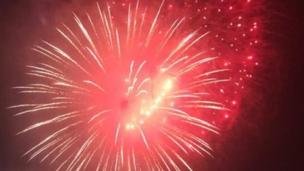 Thanh Hóa bắn pháo hoa tại 3 địa điểm đêm Giao thừa