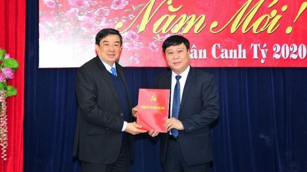 Hà Nội, Thái Bình, Tuyên Quang có nhân sự, lãnh đạo mới