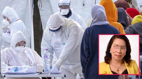 3 lần khai báo gian dối của 'siêu lây nhiễm' BN34 khiến dịch bệnh lây lan: 10 người nhiễm, hàng trăm người bắt buộc cách ly
