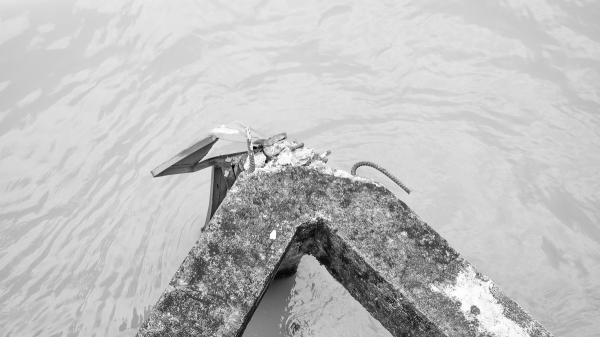 Cần Thơ: Nguy cơ mất an toàn giao thông tại khu vực cầu Thới Lai trong mùa mưa, lũ